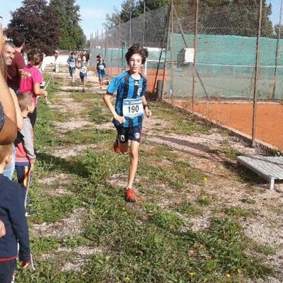 Caminade 2018 Trail enfants par Boris ARRIZABALAGA
